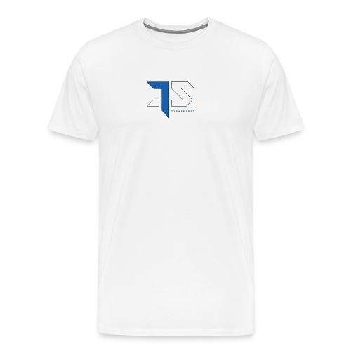 favicon-png - Mannen Premium T-shirt