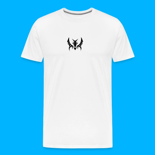 Vampir Symbol - Männer Premium T-Shirt