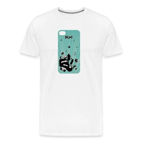 Leo y Dalila - Camiseta premium hombre