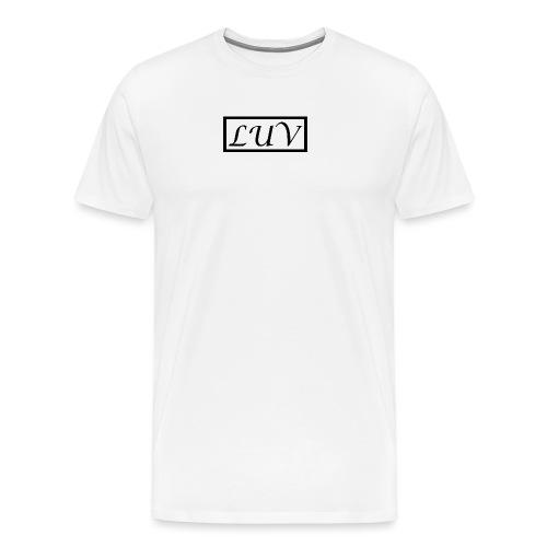 LUV - Men's Premium T-Shirt
