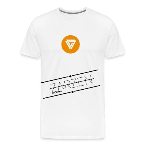 zarzenlogo2015 - Männer Premium T-Shirt