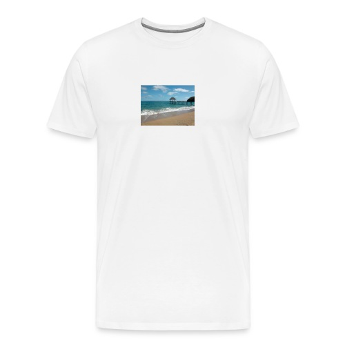 Plage N'Gouja - T-shirt Premium Homme