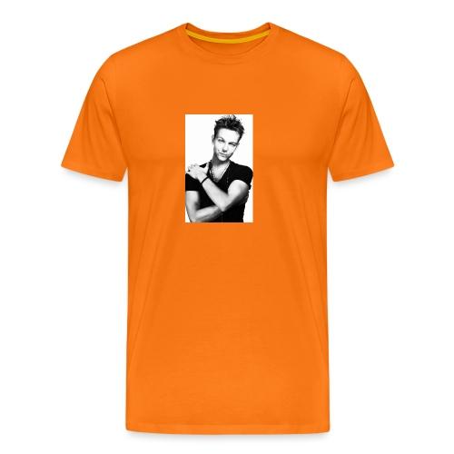 handsome guy - Men's Premium T-Shirt