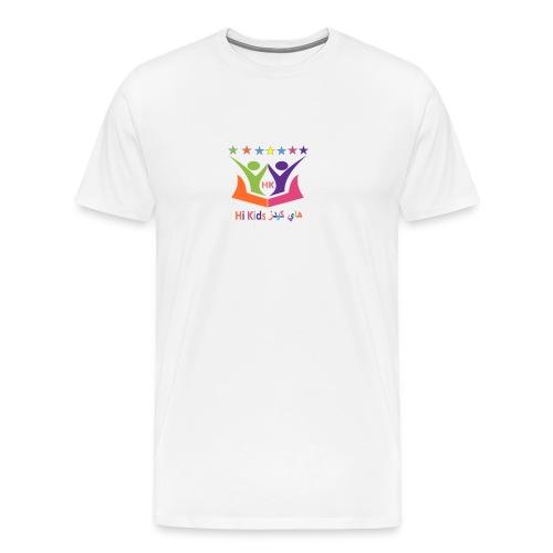 HI KIDS - Men's Premium T-Shirt