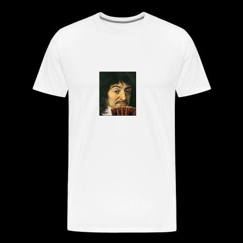 C'est l'heure du duel - T-shirt Premium Homme