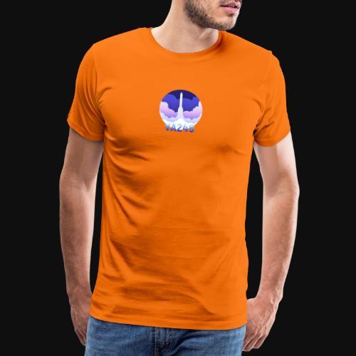 Launch VA249 - Men's Premium T-Shirt