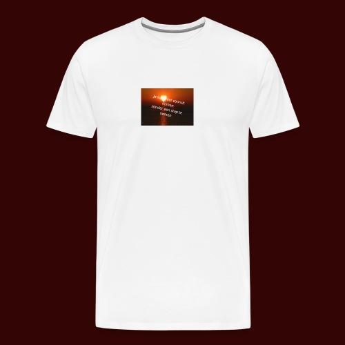 quote1 - Mannen Premium T-shirt