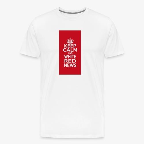 cover cellulare jpg - Maglietta Premium da uomo
