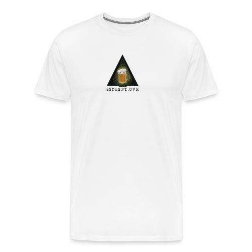 SOCIÉTÉ SECRÈTE DE LA BIÈRE DE TURGOT - T-shirt Premium Homme