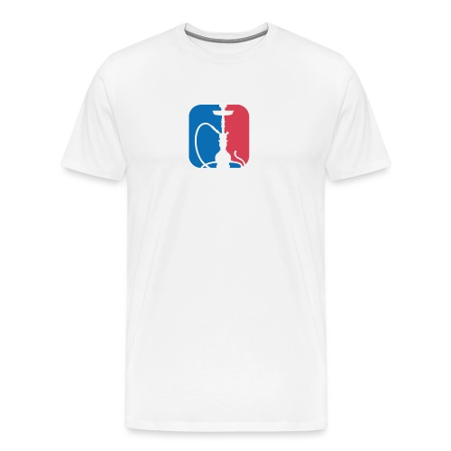 cghookah png - Männer Premium T-Shirt