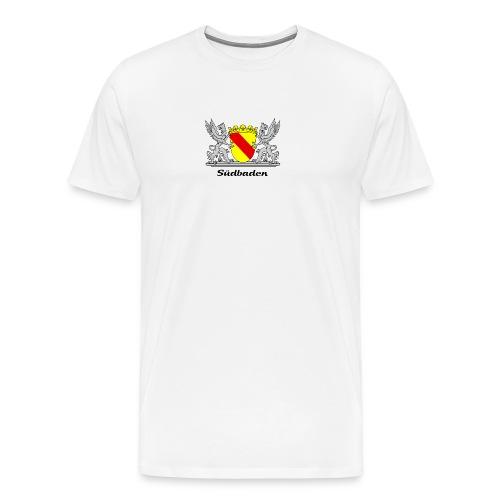 Südbaden - Männer Premium T-Shirt