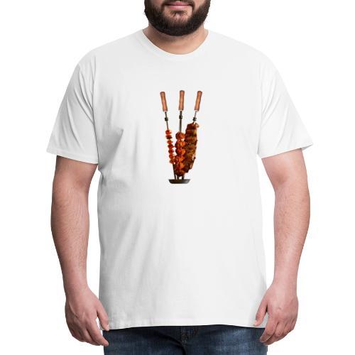 Churrasco - Men's Premium T-Shirt