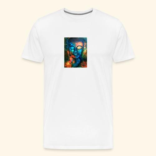 Colour Buddha - Camiseta premium hombre