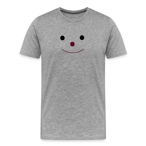 Happy Smileday smiley face - Men's Premium T-Shirt