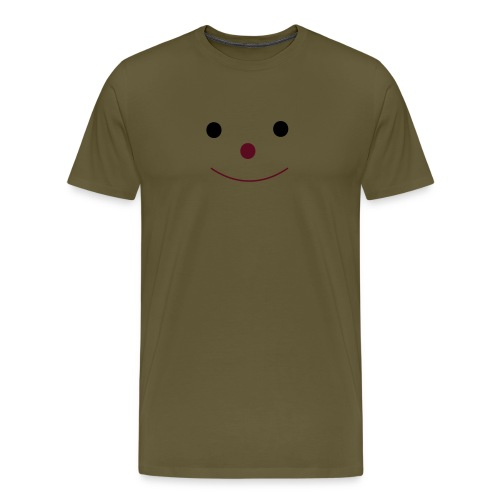 Happy Smileday smiley face - Men's Premium T-Shirt