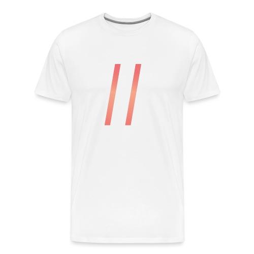 days_liten_uten-png - Premium T-skjorte for menn