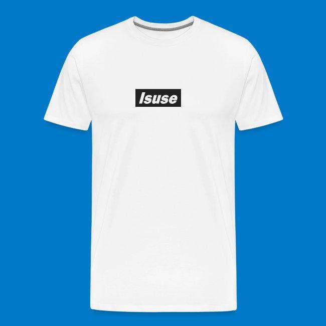 box logo black isuse
