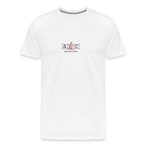 Abcguionistas - Camiseta premium hombre