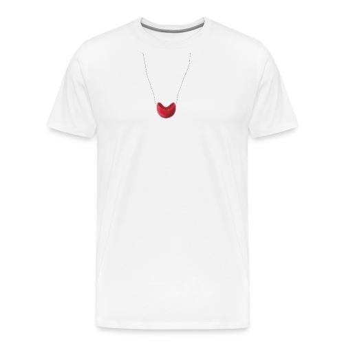 Nariz colgando - Camiseta premium hombre