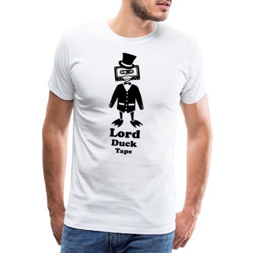 80s T-Shirt ✫ Lord Duck Tape ✫ - Männer Premium T-Shirt