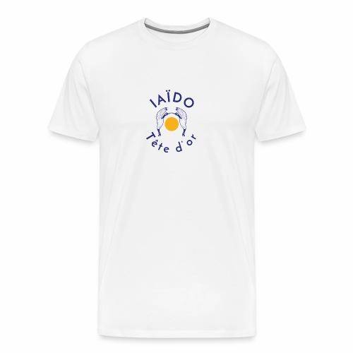 UNSUI DOJO LYON - IAÏDO Lyon Tête d'Or - T-shirt Premium Homme