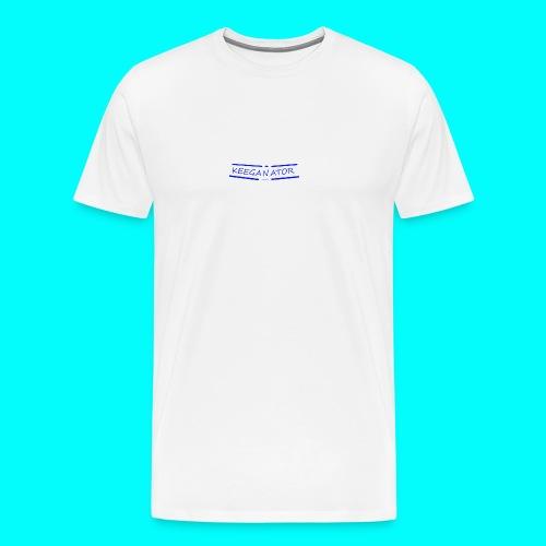 Keeganator Gaming Design - Men's Premium T-Shirt