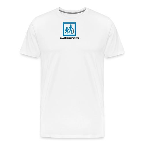 Tee- shirt logo Ollie Les Petits - T-shirt Premium Homme