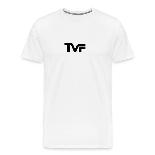TVF logo - Premium-T-shirt herr