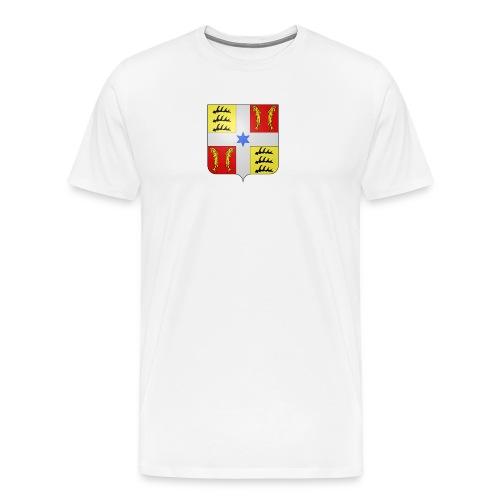 Blason Montbéliard - T-shirt Premium Homme