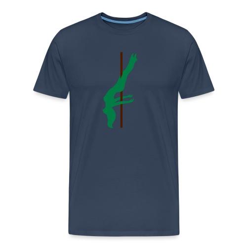Pole Dance Pole Dancing - Maglietta Premium da uomo