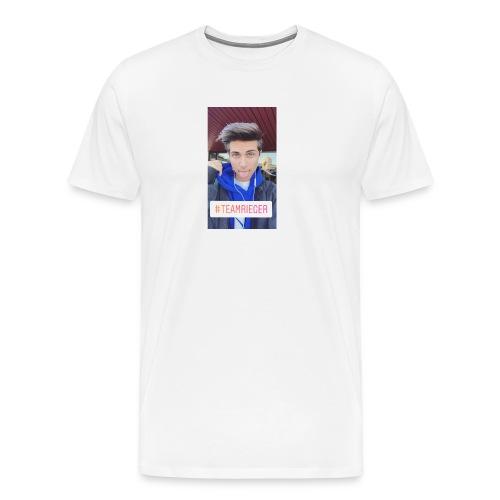 Teamrieger - Männer Premium T-Shirt