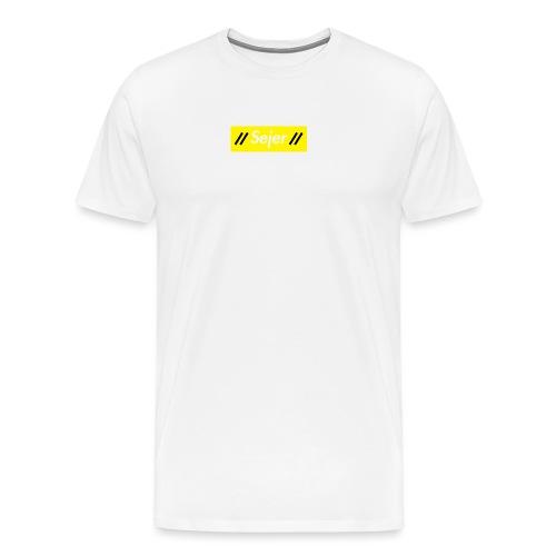 Lasse Sejer - Men's Premium T-Shirt