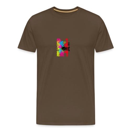 Cover cellulari personalizzate con foto Dancefloor - Maglietta Premium da uomo