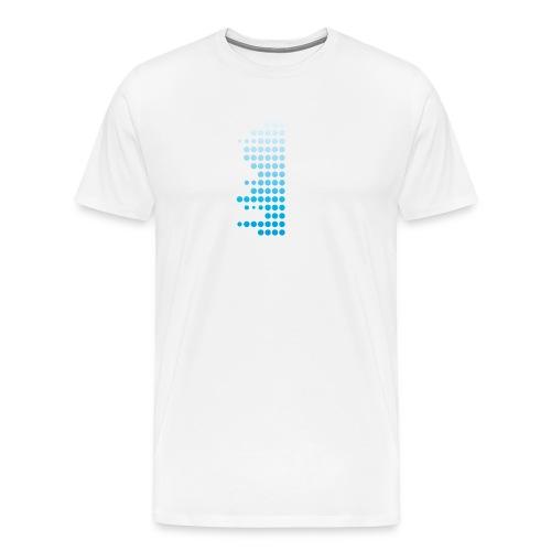 design_dots-png - Männer Premium T-Shirt