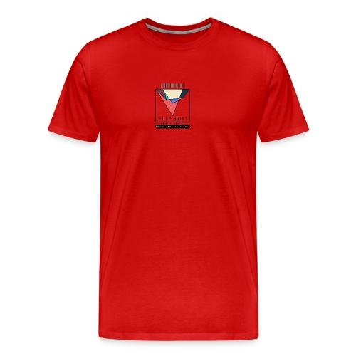 Flip Side Selection SW4 - Men's Premium T-Shirt