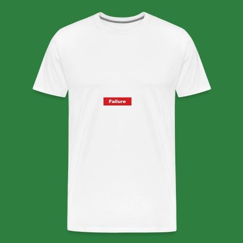 Faliure - Premium T-skjorte for menn
