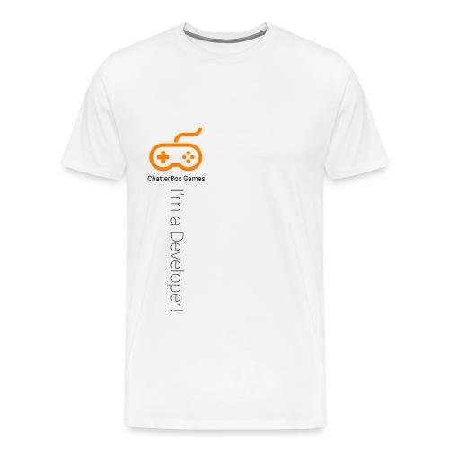 I'm a Developer! - Men's Premium T-Shirt