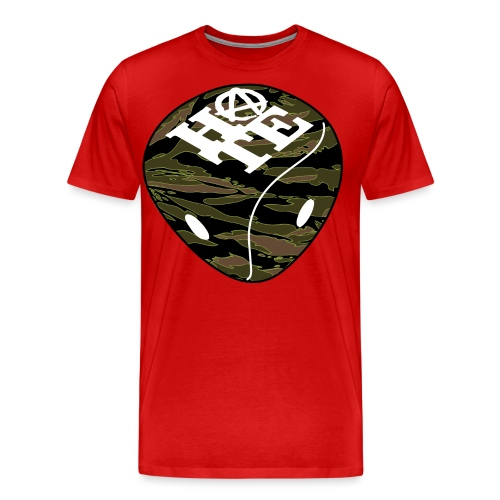 HATE Tiger - Men's Premium T-Shirt