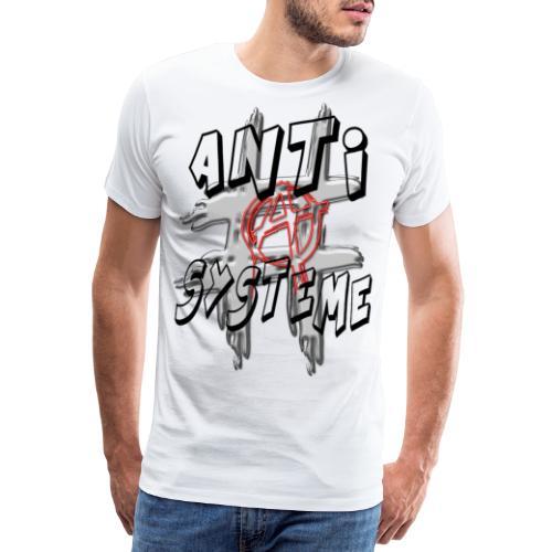 H-Tag Anti Système - T-shirt Premium Homme