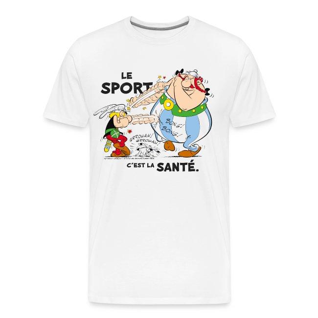 Astérix et Obélix - Le sport c'est la santé