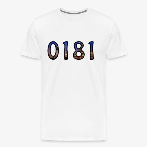 0181 Inside - Mannen Premium T-shirt