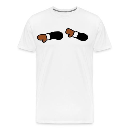 DabbingDab LOGO - Camiseta premium hombre