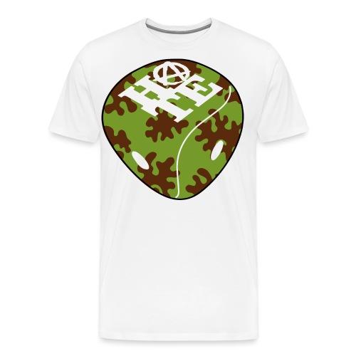 Amoeba 01 - Men's Premium T-Shirt