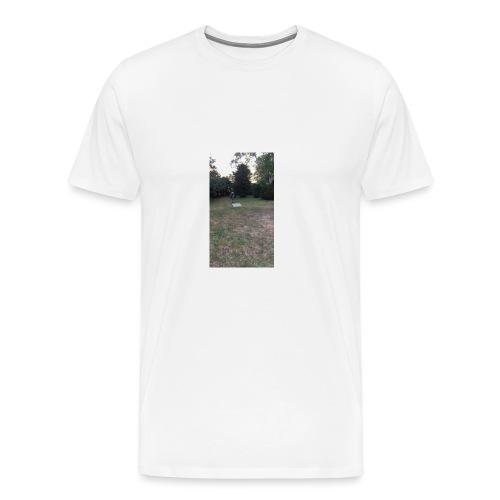 Le grand saut - T-shirt Premium Homme
