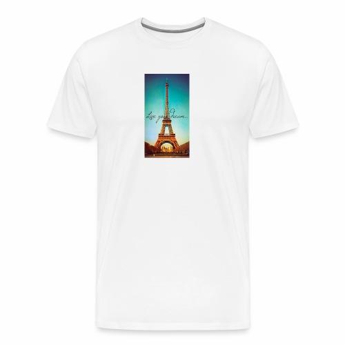 paris - Premium-T-shirt herr