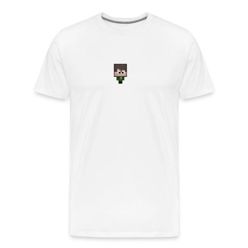 MineHD - Men's Premium T-Shirt