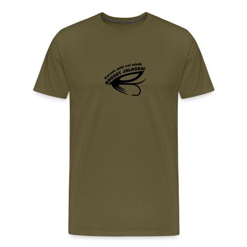 fly2 paita - Miesten premium t-paita