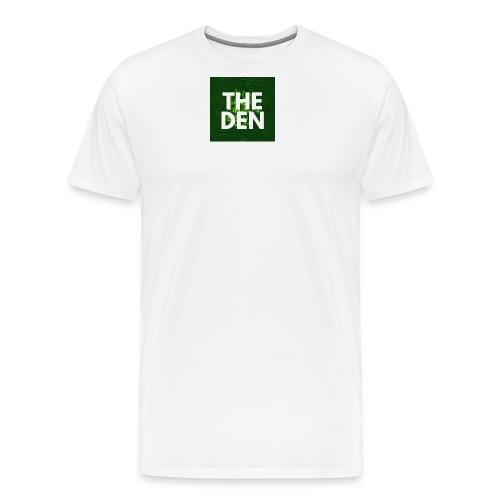 The Den - Men's Premium T-Shirt