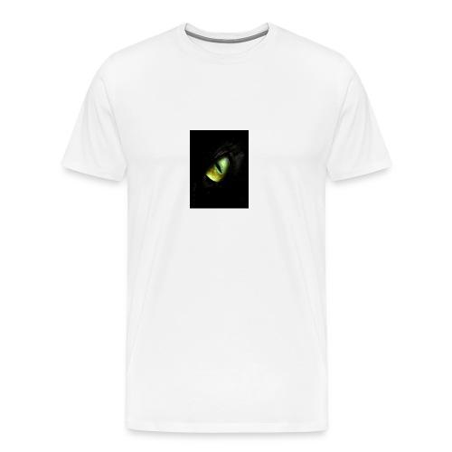 Reptil eyes - Camiseta premium hombre