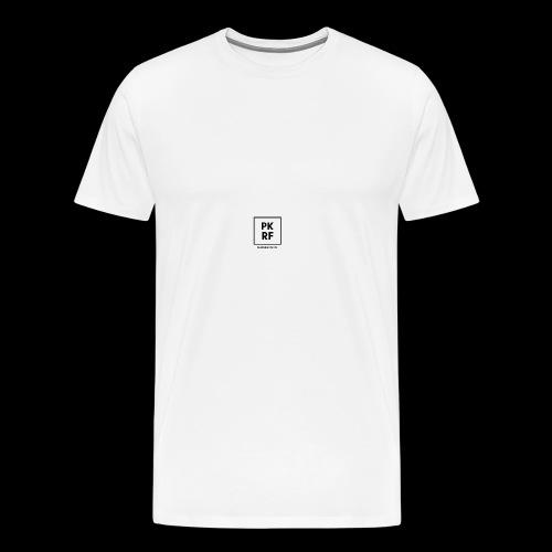 Parkour Rooftop - T-shirt Premium Homme